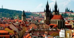 Погода в Прагe