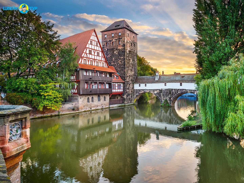Экскурсия в Нюрнберг (Германия)