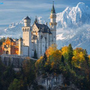 Экскурсия в МЮНХЕН и замок Нойшванштайн (2 дня)