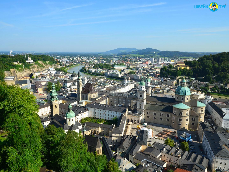 Экскурсия в Зальцбург (Австрия)