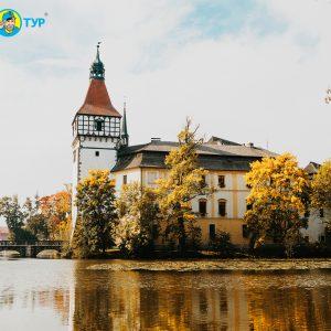 ЧЕШСКИЙ КРУМЛОВ и замок Блатно Швейк Тур
