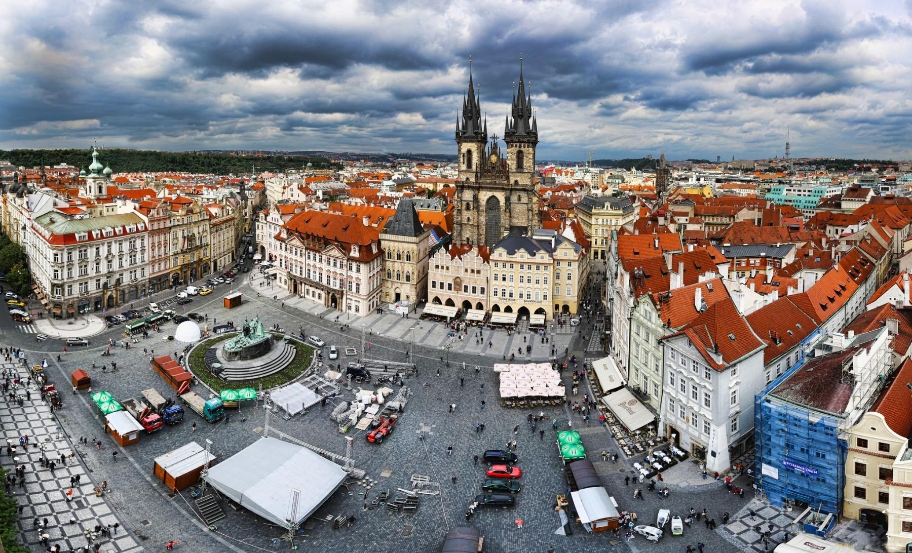 Как спланировать свое время во время недельного пребывания в Праге?