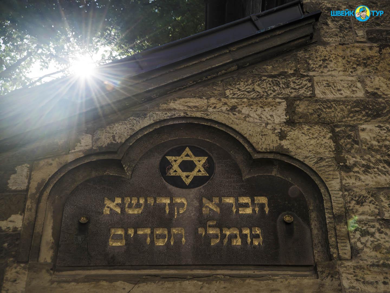 Йозефов - Еврейский квартал