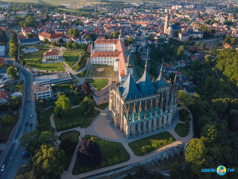 КУТНА ГОРА и замок Чешский Штернберг Швейк Тур