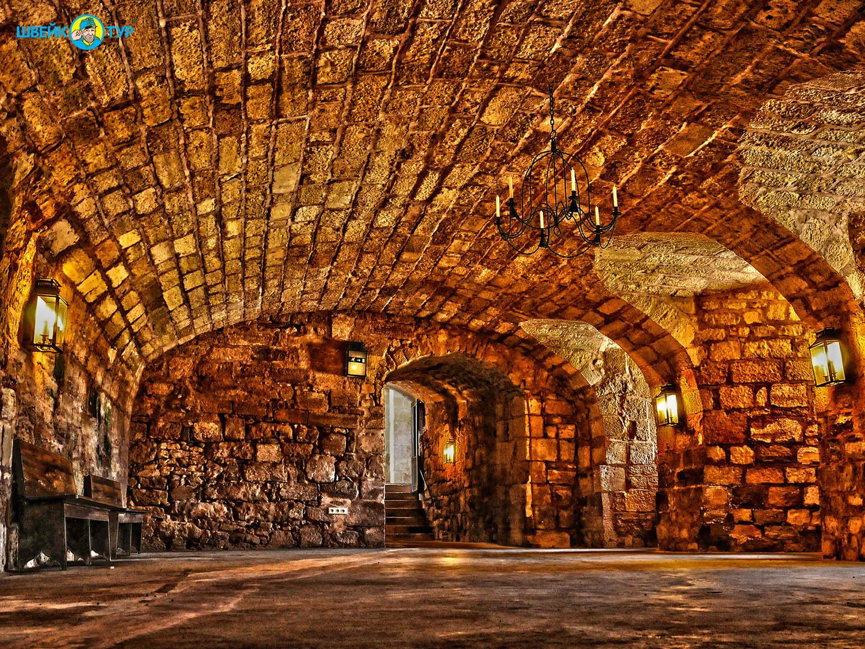 Средневековая Прага и ее подземелья