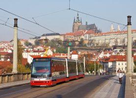 Прага: общественный транспорт / билеты в Праге