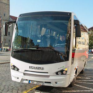 автобус Швейк Тур