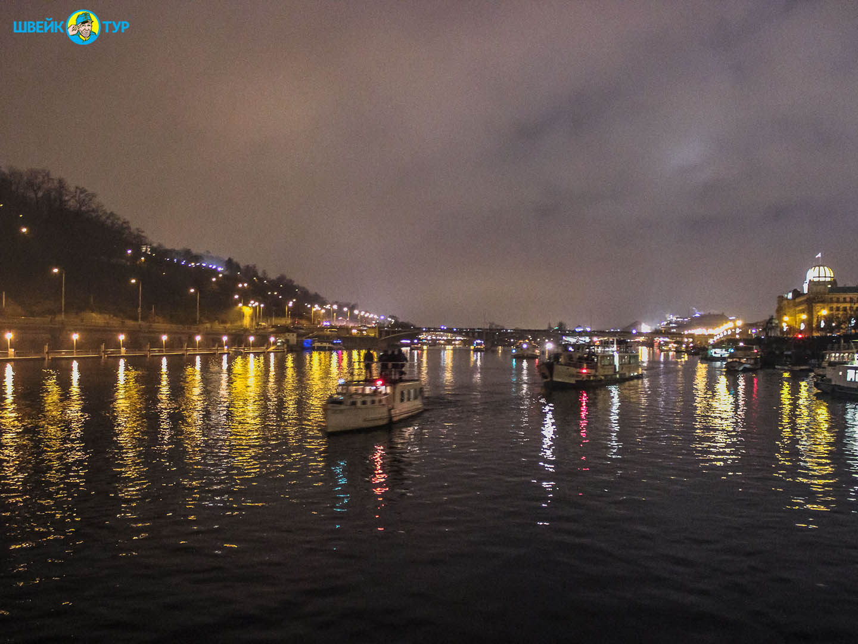 Новогодний Кораблик 1 января Швейк Тур