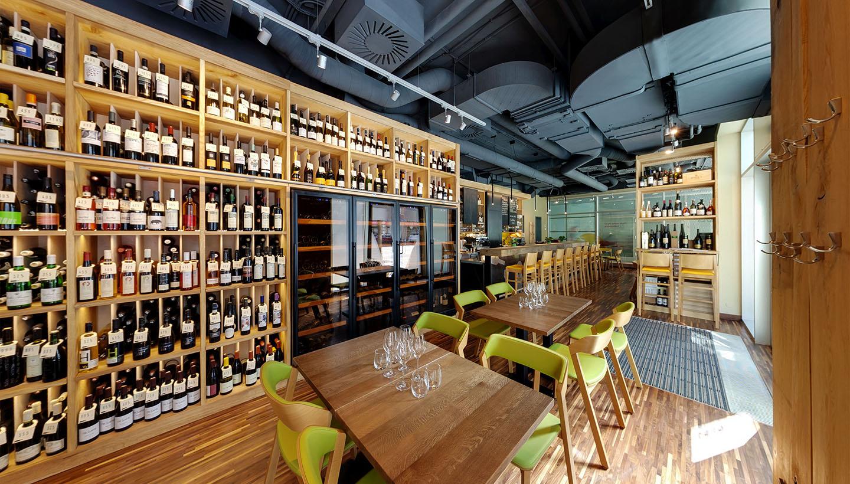 5 винных баров Праги, где стоит побывать.