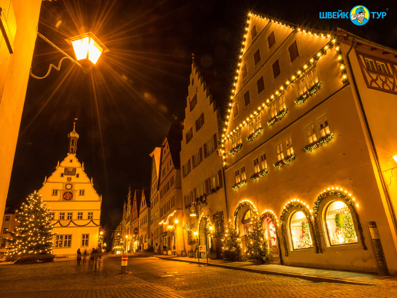 Ротенбург на Таубере Швейк Тур