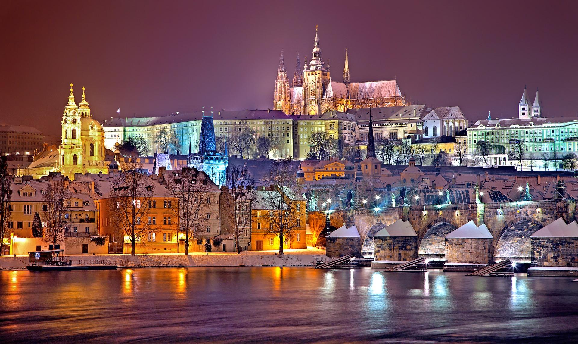 Что делать в Праге в феврале? Швейк-тур