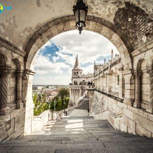 Скрытый Будапешт + еврейский квартал