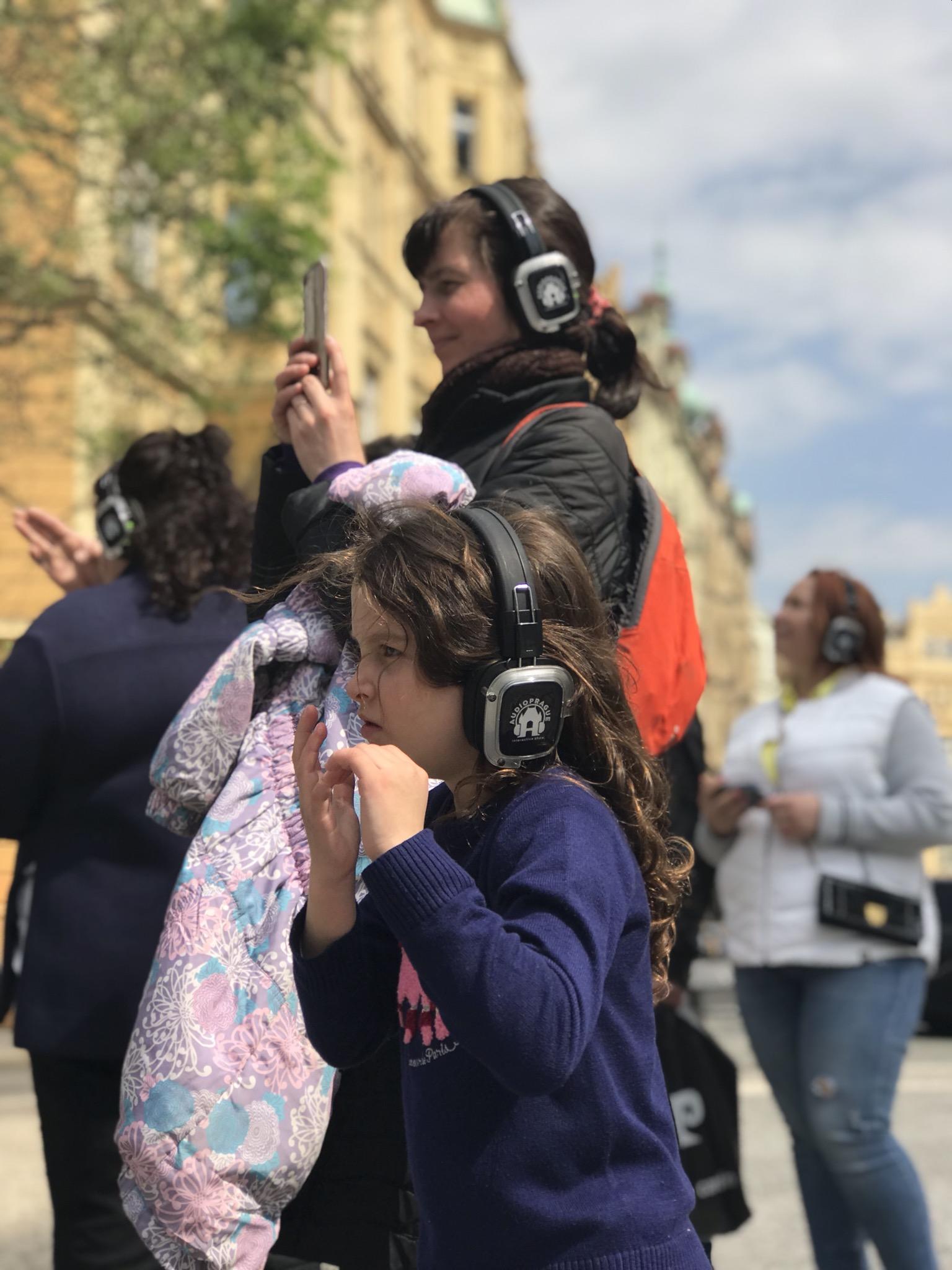 Прага: Спектакль-променад Швейк Тур