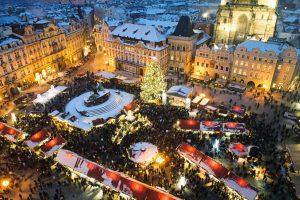 5 причин посетить Прагу на Рождество Швейк-тур